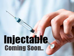 Injectable Coming Soon...